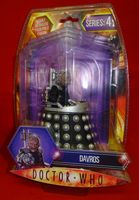 Doctor Who Series 4: Davros - Sealed Action Figure